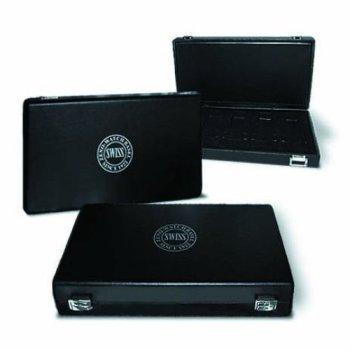 Zenoブラックレザー10-watch Collector 's Case B0002XQW16