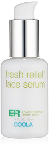 Coola Suncare Environmental Repair Plus Fresh Relief Face Serum, 1 Oz