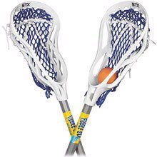 STX FiddleSTX 2-Pack Game Set with Two Sticks and One Ball by STX