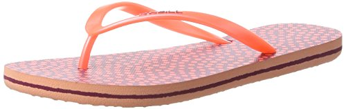 ONeill FW Print - Chanclas Mujer Rot (Red Allover Print)