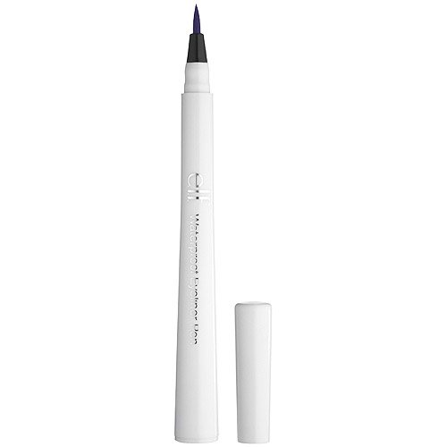 e.l.f. Waterproof Eyeliner Pen, Black, 0.06 Ounce