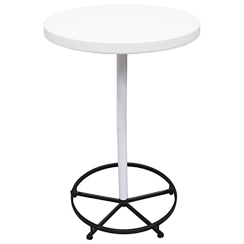 """Snap Drape Cocktail Table in a Snap - 43"""" x 28"""" 400 lb Capacity Cocktail Table w/ Fitted Cover by Snap Drape Brands"""