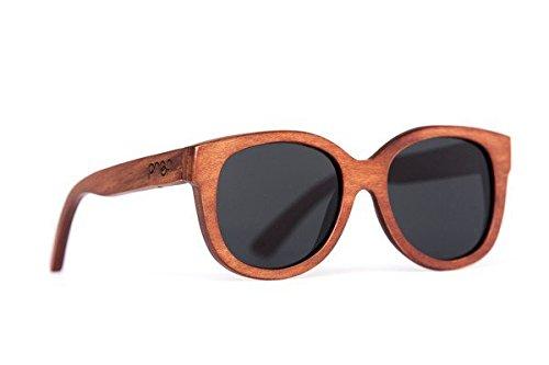 Amazon.com: Prueba Eyewear – Gafas de sol de madera de ...