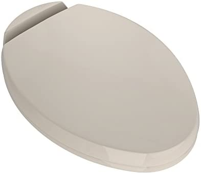 TOTO SS204#03 Contemporary SoftClose Oval Toilet Seat, Bone