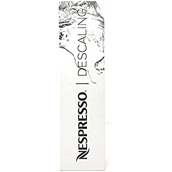 Amazon Nespresso Descaling Solution Fits All Models 2 Packets