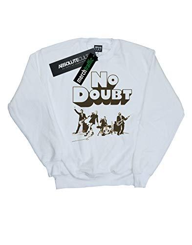 Blanco Absolute Camisa No Clockwork Mujer De Cult Doubt Entrenamiento Orange zrvwqxzOnR