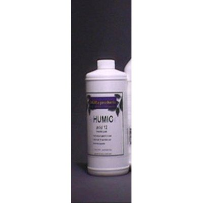Rich Humic Acid Plant Supplement Size: 1 Quart