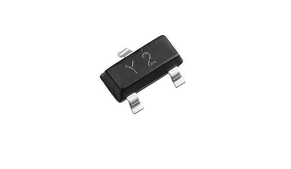 50 Stk.Transistor Gehäuse Montage SOT-23 SS8550-Y2 PNP 25V 1500mA 300mW