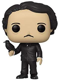 Amazon.com: Accoutrements Edgar Allan Poe Action Figure ...