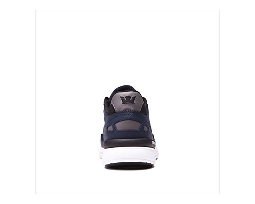 Supra Mens Winslow Shoes Outerspace / Bianco