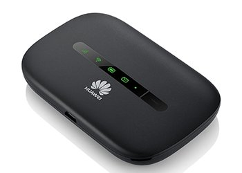 Huawei E5330Bs-2 3G Mobile W-Fi Router, World's Most Compact 21 Mbps 3G  Router