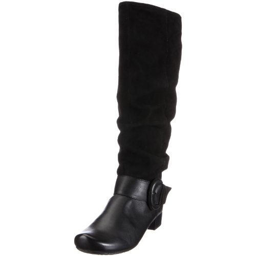Marc Shoes 1.440.11-12/100 Sofia, Damen Stiefel Schwarz (Black)
