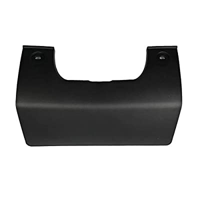 Free2choose for LR3 05-09 LR4 10-12 DPO 500011PCL Rear Bumper Tow Towing Eye Hook Hitch Cover: Automotive