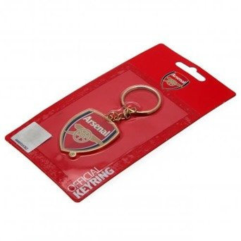 AFC Arsenal F.c. Crest Keyring