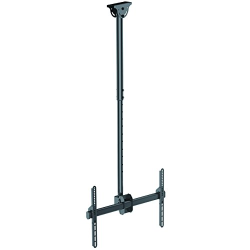 StarTech.com Ceiling TV Mount - 3.5' to 5' Pole - Full Motion - For 32 to 75