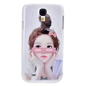 NEW Girl Pattern Durable Hard Case for Samsung Galaxy S4 I9500