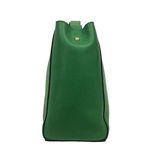 Verde A Tracolla Avenue Mod In Rebecca Mano Made Borsa 67 Con 100Pelle Italy dexrCBoW