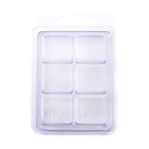 6 Cavity Wax Tart Clamshell ()