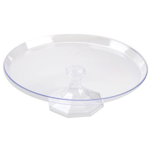 Platter Pleasers Round Cake Stand (Set of 12) Size: 3.6