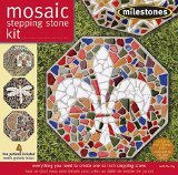 : Milestones' Mosaic Stepping Stone Kit