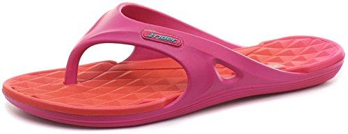 Rider - Sandalias de Material Sintético para mujer Rosa