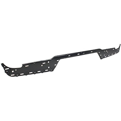 Bumper Reinforcement compatible with Chevrolet Silverado Sierra P/U 07-14 Rear Impact Bar Fits 2007 Non Classic Steel - Rear Bar Impact