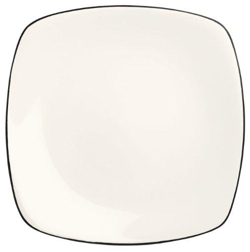 Noritake Square Platter - Noritake Colorwave Square Platter, 11-3/4-Inch, Graphite