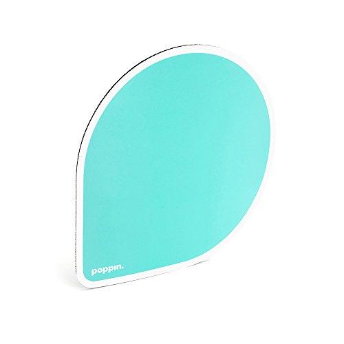Poppin Mouse Pad, Aqua