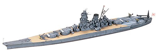 Japanese Navy Battleship - Tamiya 31114 JAPANESE BATTLESHIP MUSASHI ( Japanese Import )