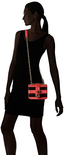 Versace Jeans Ee1vpbbt1_e75416, Borsa a Mano Donna, Arancione (Corallo), 9x14x18 cm (W x H x L)