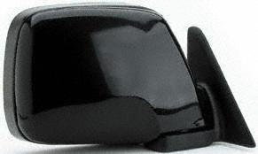 91-97 TOYOTA LAND CRUISER MIRROR RH (PASSENGER SIDE) SUV, Power, Black (1991 91 1992 92 1993 93 1994 94 1995 95 1996 96 1997 97) TY28ER ()