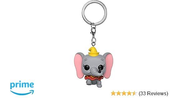 Funko Pop! Keychain: Dumbo - Dumbo Collectible Figure, Multicolor