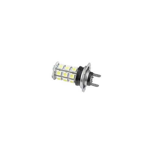 TUN'R Lampe/Ampoule 12V 55W H7 27 LED Blanc 480 Lumens (PX26D) TUN' R