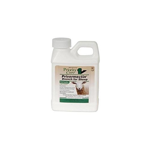 Priority Care Ivermectin Sheep Drench 240Ml