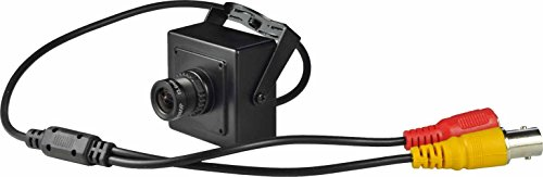 Ansice- 3.6mm Lens Wide Angle Mini Case Security Camera 540TVL CMOS With Filter CCTV Hidden by ansice