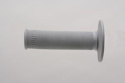 - Renthal Grey Trials - Soft Mx Handlebar Grips (Default, Grey)