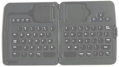 Micro Foldaway Keyboard forhandspring (multi Adapter) by Micro Innovations