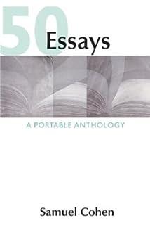 50 essays a portable anthology samuel cohen 8580001053769