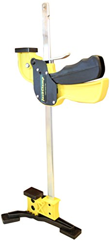 Lowell Thomas Tool 1093 Cabinet Jack, Black/Yellow/Steel