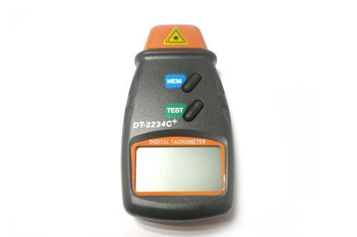 DUSIEC Digital Photo Laser Tachometer Non Contact Tach/Portable Digtal LCD Photo Photograp