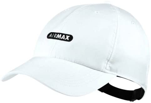 Nike U NSW AROBILL H86 Cap Air MAX - Gorra, Unisex Adulto, Blanco ...