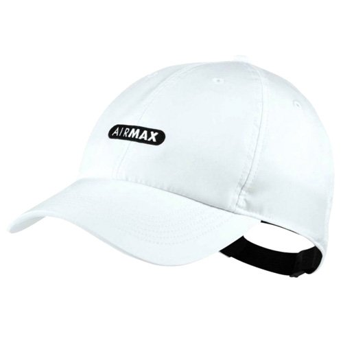 f999999091abd NIKE Mens U NSW AROBILL H86 Cap Air Max 891285-100 - White Black ...