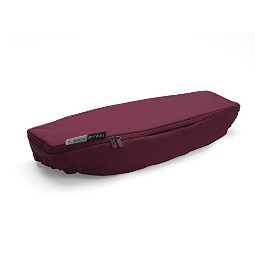 Bugaboo Donkey2 Side Luggage Basket Cover, Ruby Red