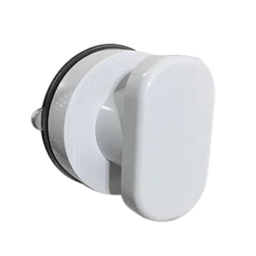 TOOGOO Sucker Handle Door Fridge Drawer Bathroom Suction Cup Wall Mounted Handrail Grip Tub Shower Handle Bathroom Kitchen Accessories