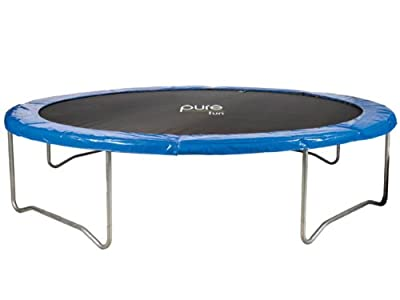 Pure Fun 14-foot Trampoline by Pure Fun