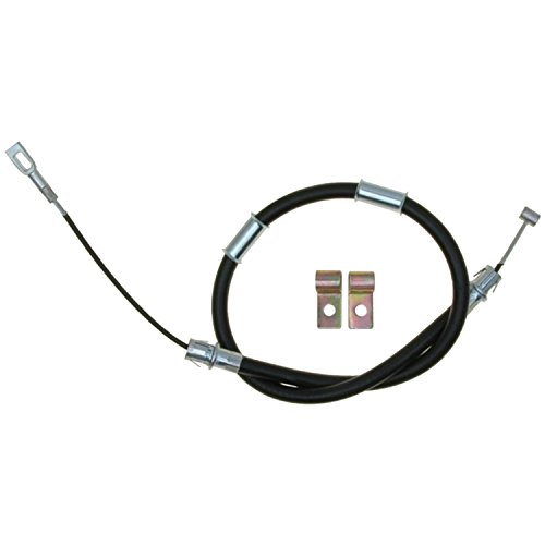 Jeep Cherokee Emergency Grand Brake - ACDelco 18P2924 Professional Front Parking Brake Cable