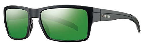 N Green Outlier Corsair Polar de Lunettes Soleil Homme Matt Matte Black SMITH Black Mirror Grey H5wOgqg