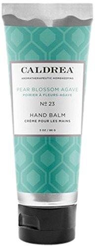 Caldrea Hand Balm, Pear Blossom Agave, 3 Fluid Ounce ()