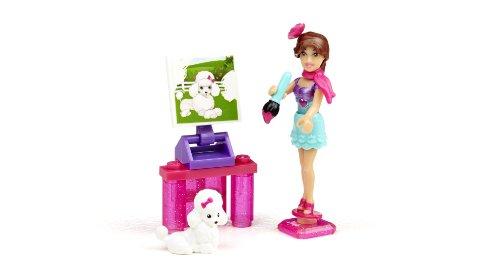 Mega Bloks Barbie, Art Teacher Teresa (80237)