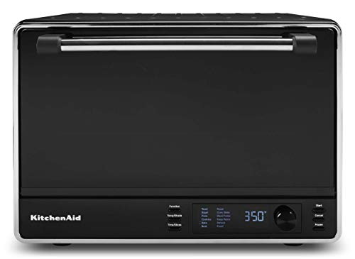 Kitchenaid Kco255bm Dual Convection Countertop Toaster